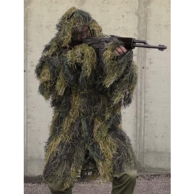 Парка GHILLIE 'ANTI FIRE' Mil-Tec, цвет Woodland