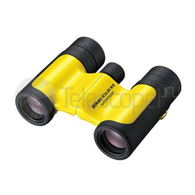 Бинокль Nikon Aculon W10 8x21 yellow