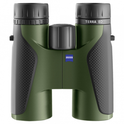 Бинокль Carl Zeiss Terra ED 10x42 black-green