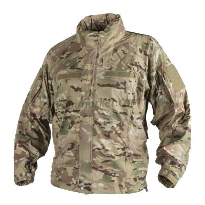 Куртка Soft Shell Level 5 Helikon, цвет Camogrom