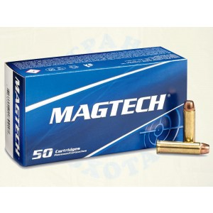"Патр.(357MAG) ""MAGTECH CBC"" FMJ-FLAT (10,24г)"